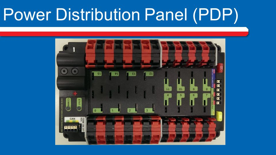 Power Distribution Panel (PDP)