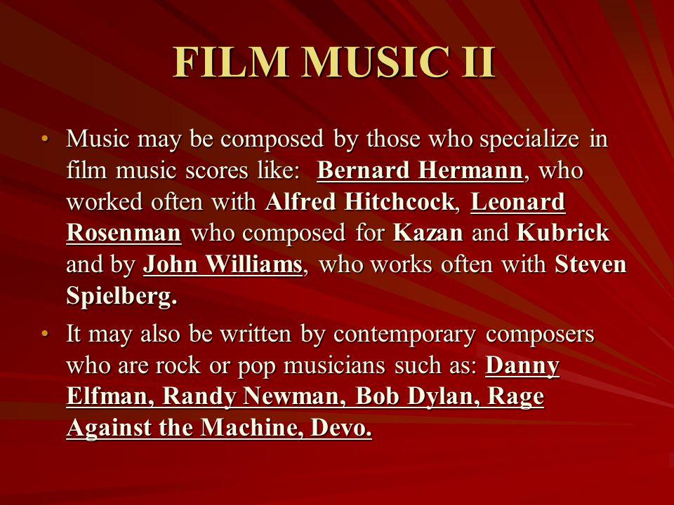 FILM MUSIC II