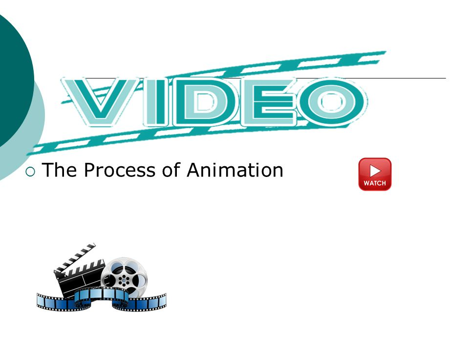 The Process of Animation