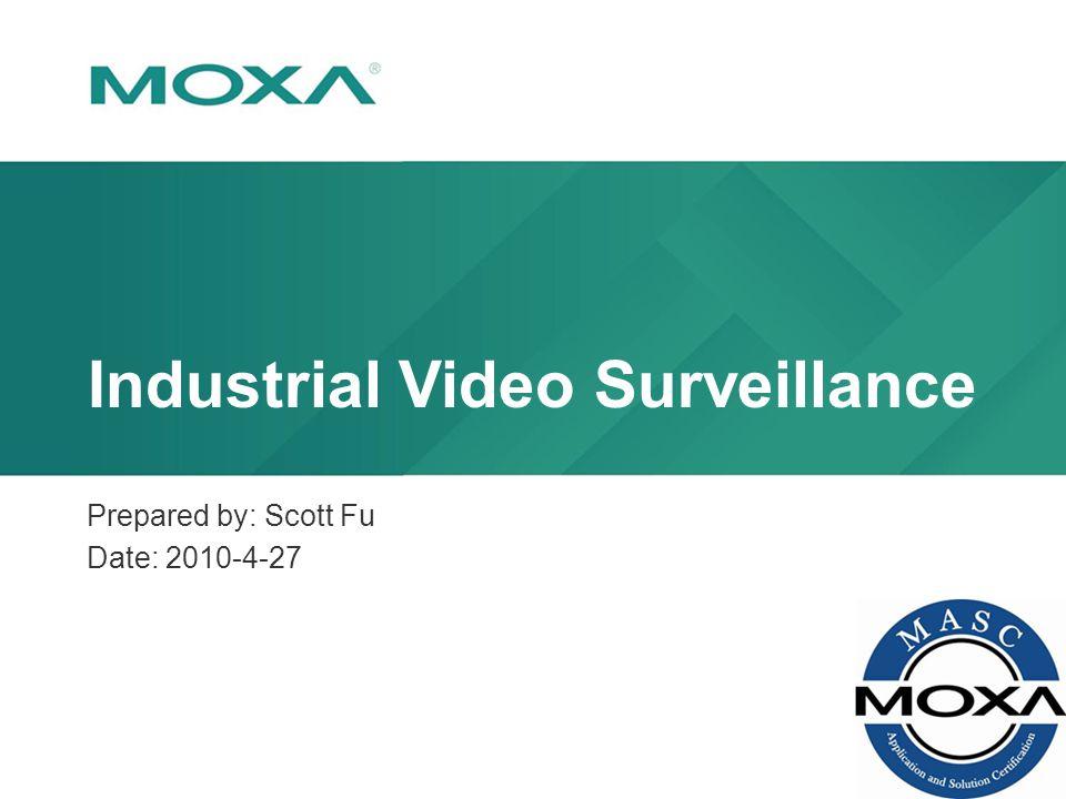 Industrial Video Surveillance