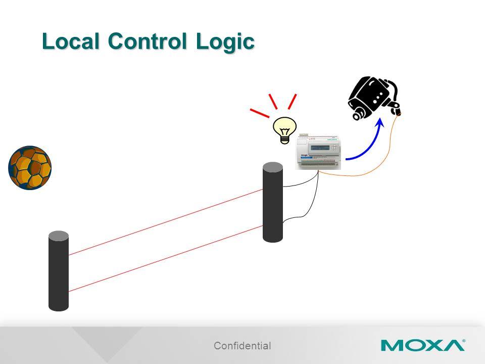 Local Control Logic Confidential