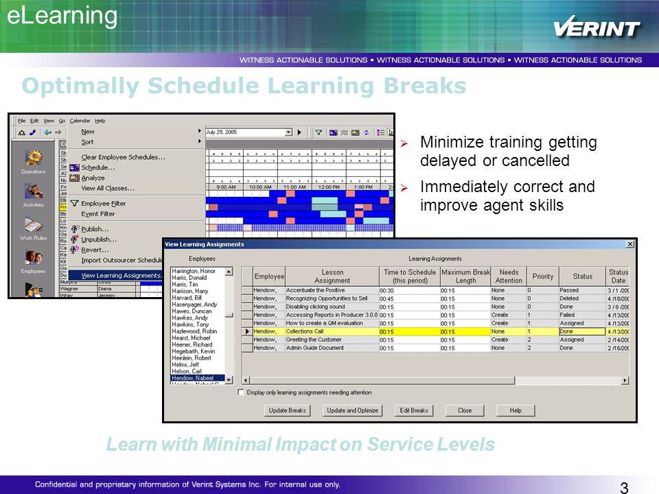 Optimally Schedule Learning Breaks