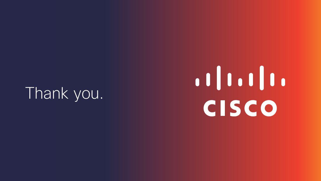 Cisco Live 2014 4/14/2017