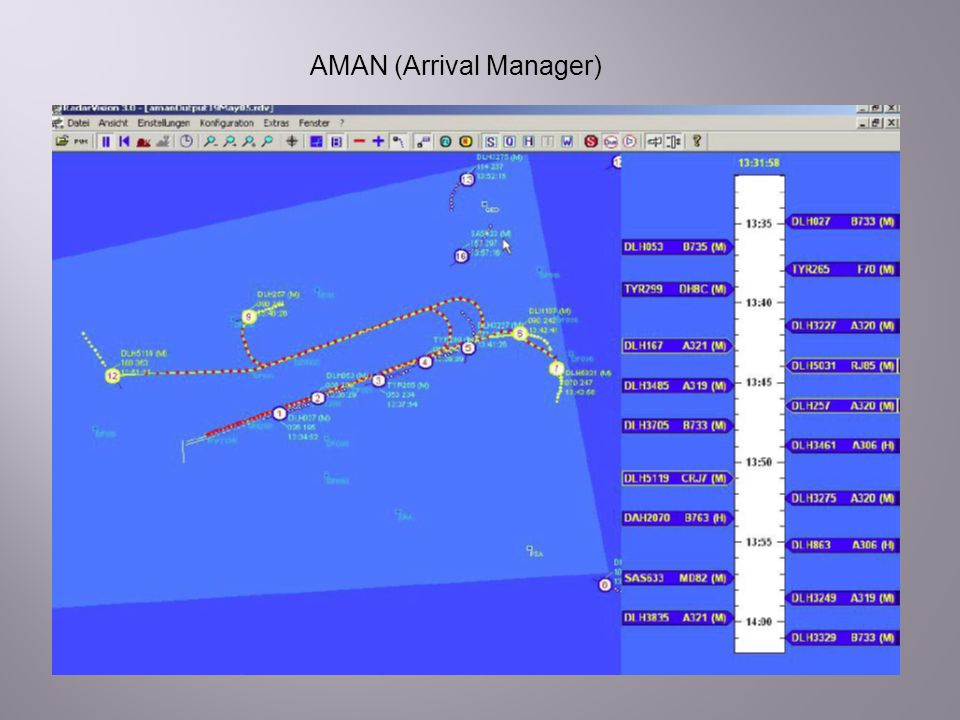 AMAN (Arrival Manager)