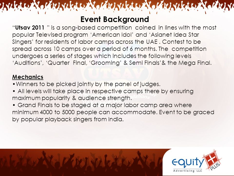 Event Background