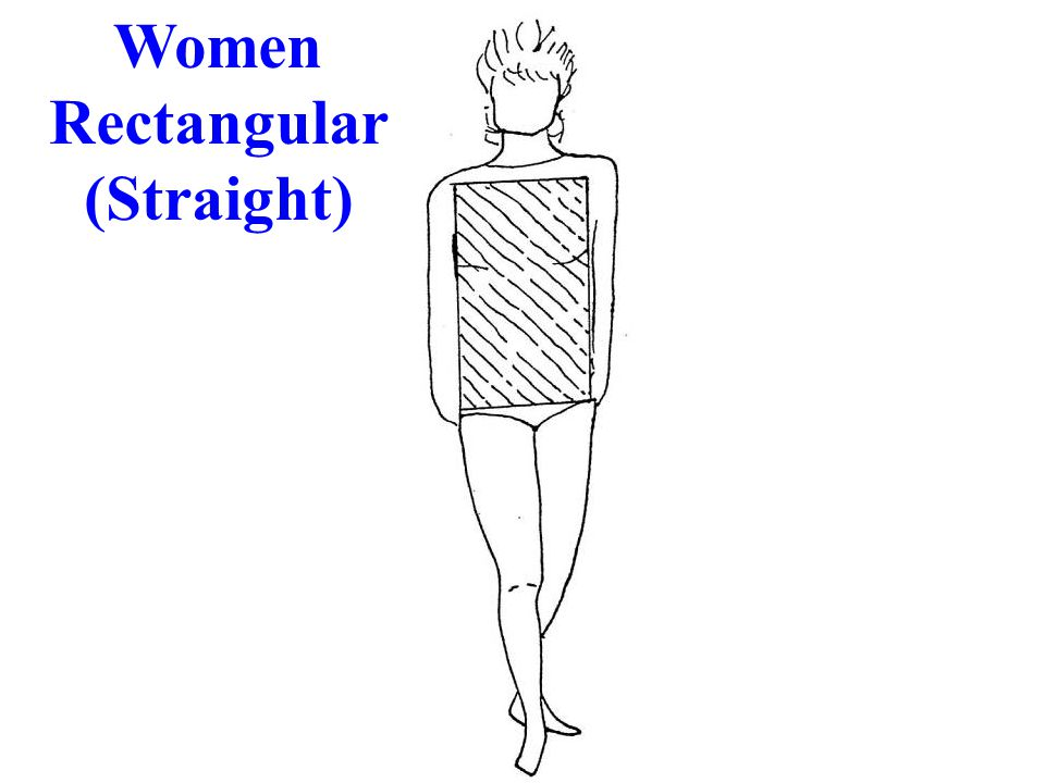 Women Rectangular (Straight)