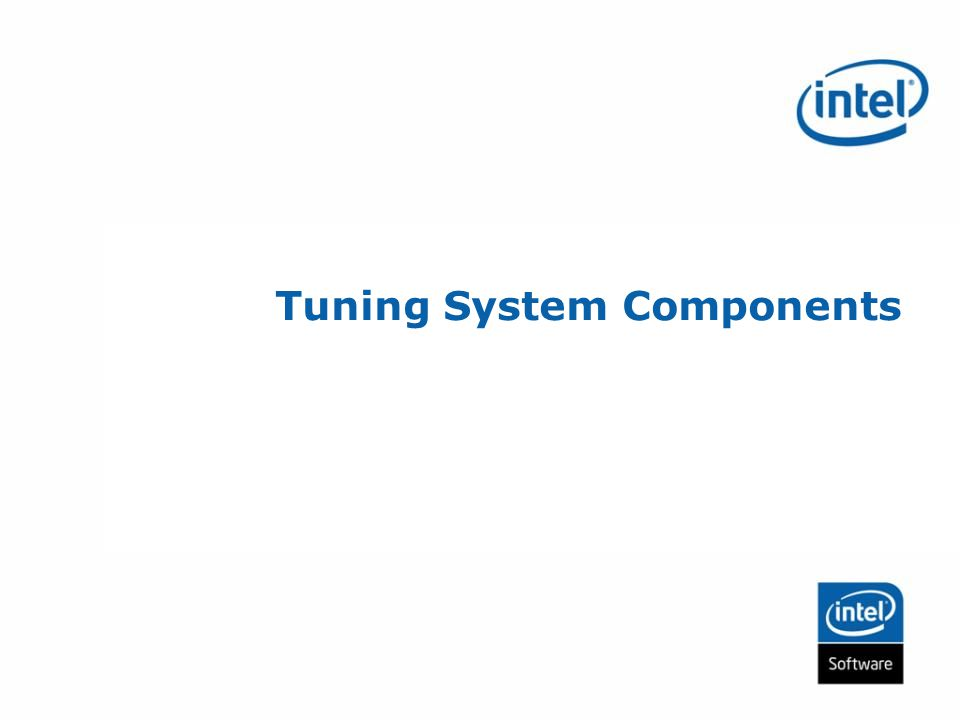 Tuning System Components