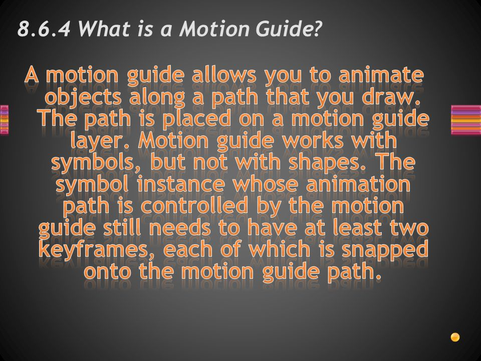 8.6.4 What is a Motion Guide