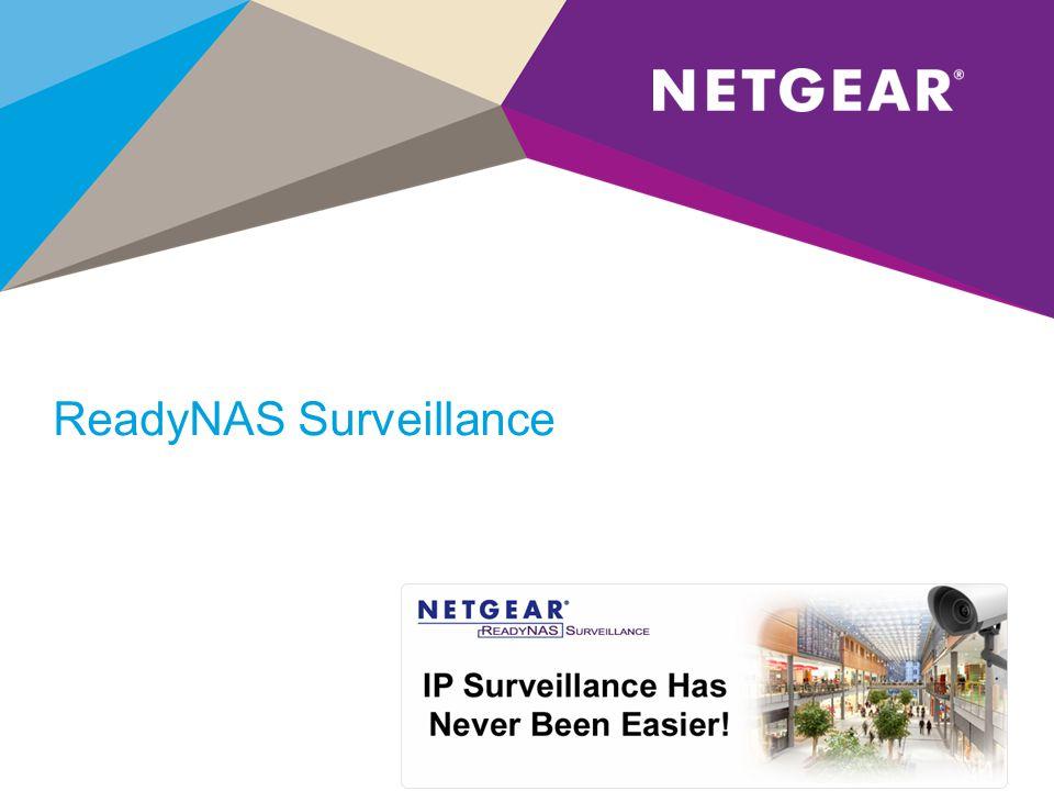 ReadyNAS Surveillance