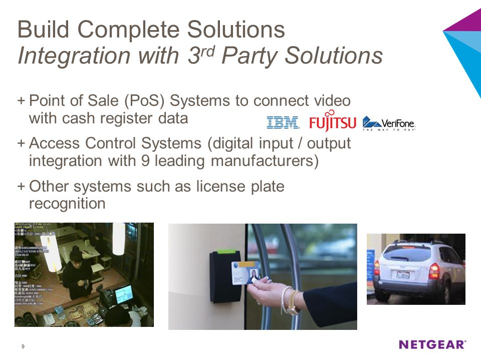 Build Complete Solutions Integration with 3rd Party Solutions