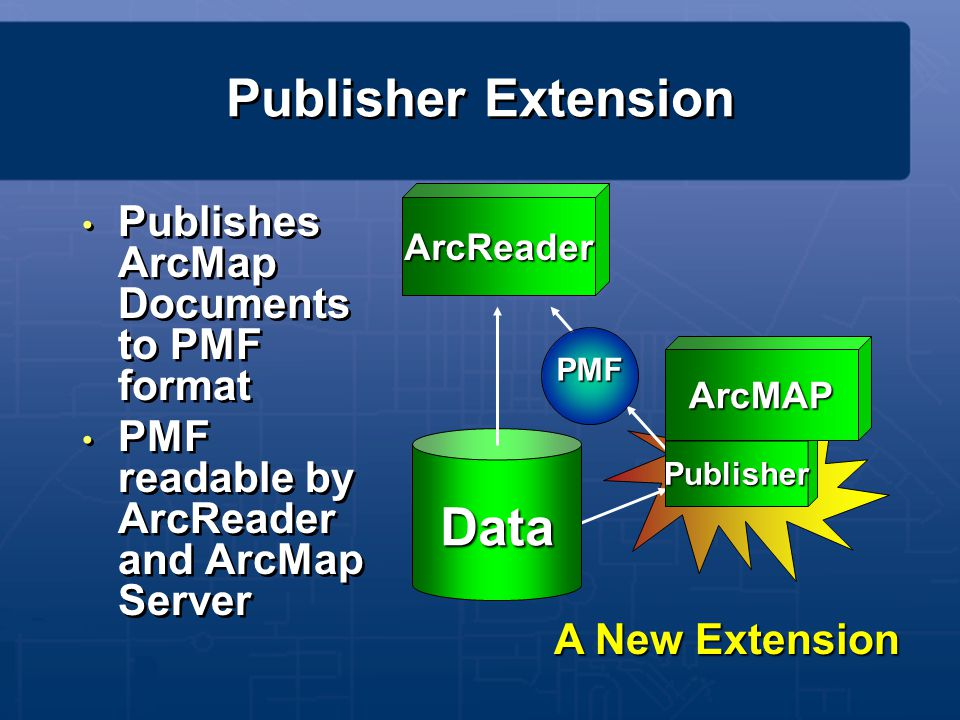 Publisher Extension Data