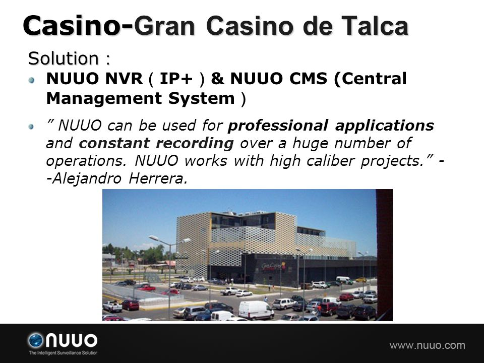 Casino-Gran Casino de Talca