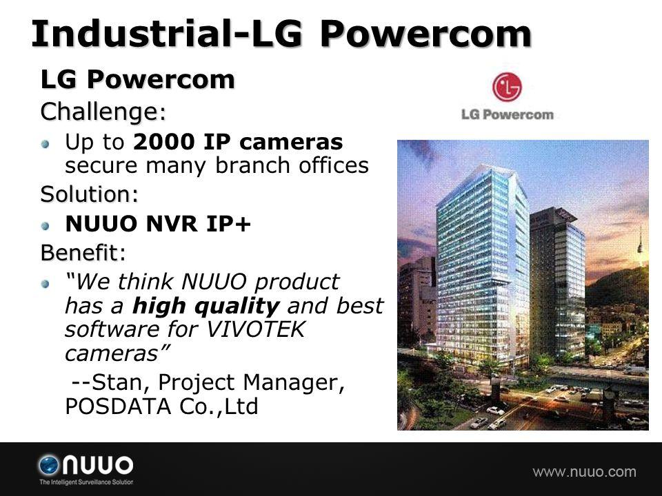 Industrial-LG Powercom