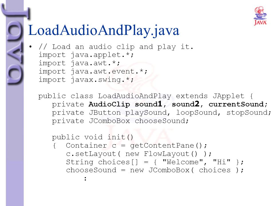 LoadAudioAndPlay.java