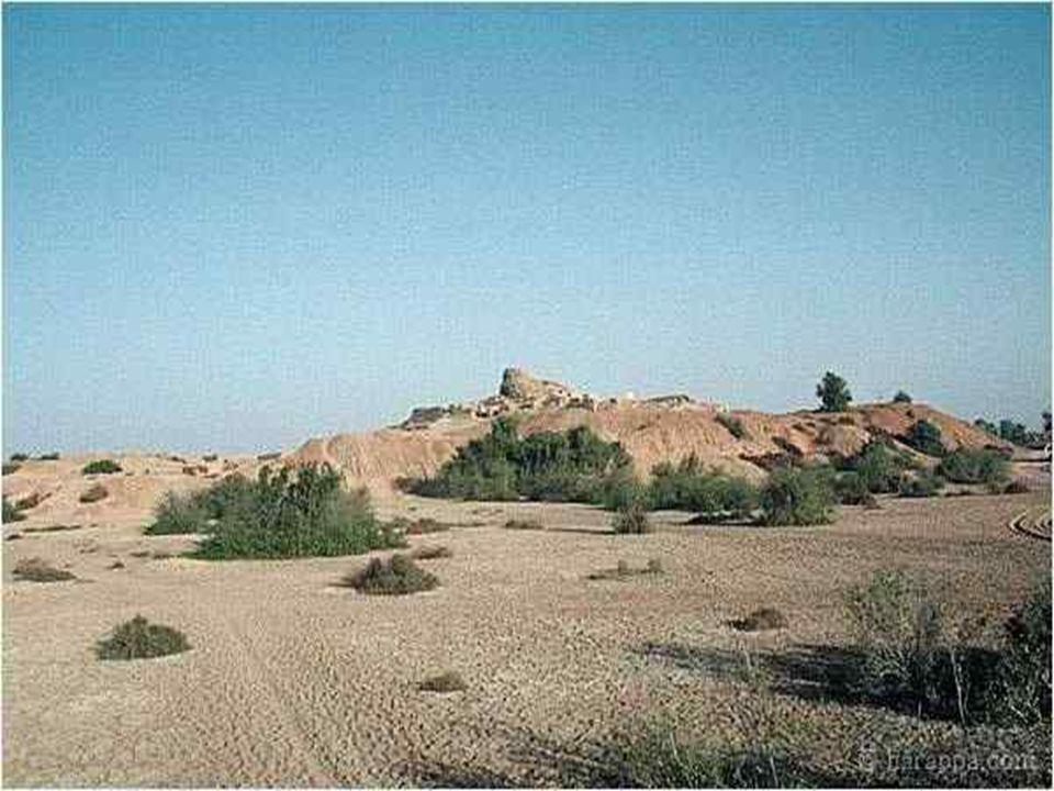 Mohenjo-daro Mound