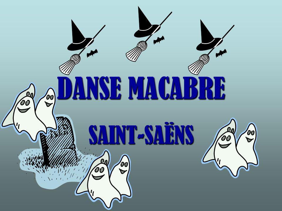 DANSE MACABRE SAINT-SAËNS