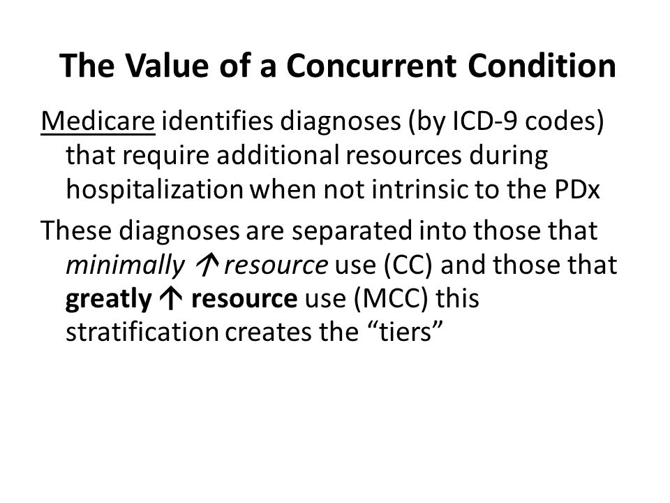 The Value of a Concurrent Condition