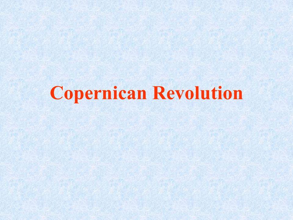 Copernican Revolution