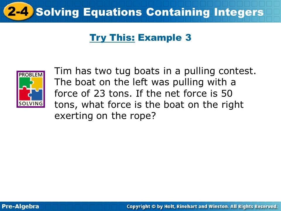 Try This: Example 3
