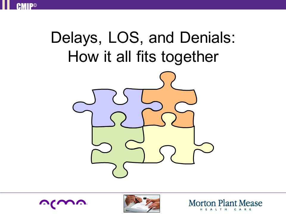 Delays, LOS, and Denials: How it all fits together