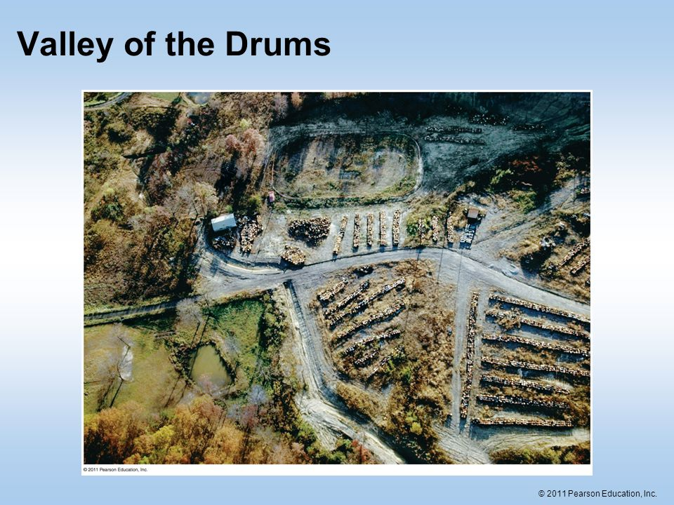 Valley of the Drums
