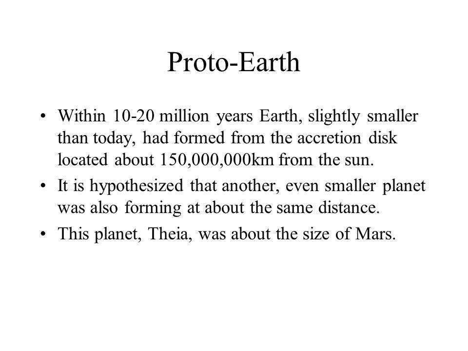 Proto-Earth