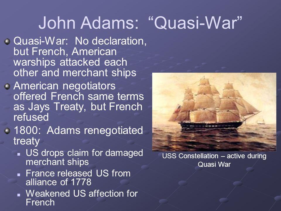 John Adams: Quasi-War