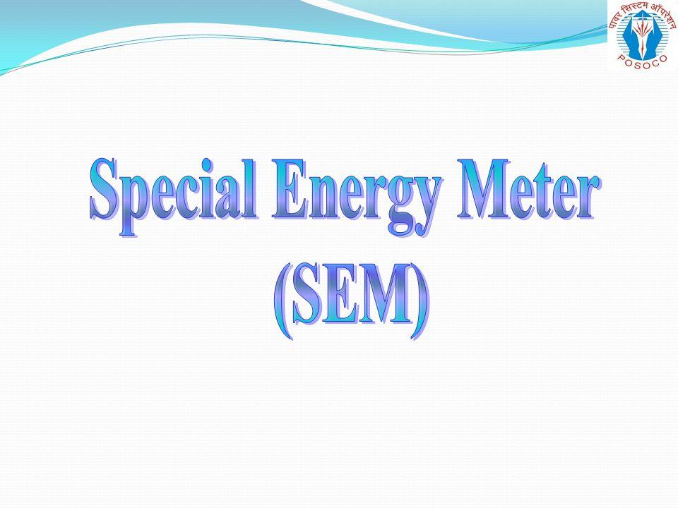 Special Energy Meter (SEM)