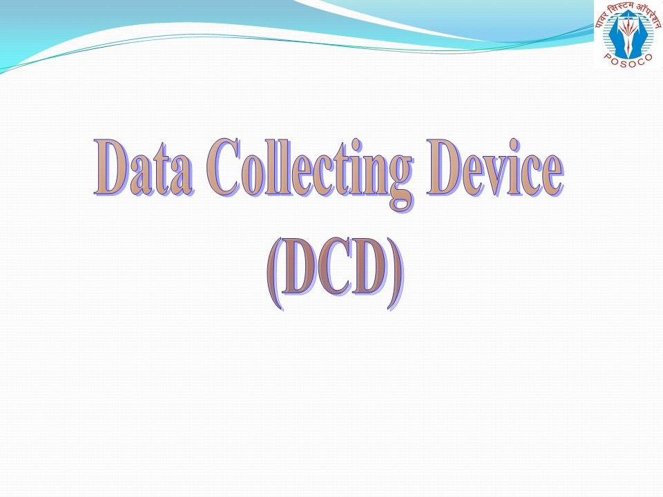 Data Collecting Device