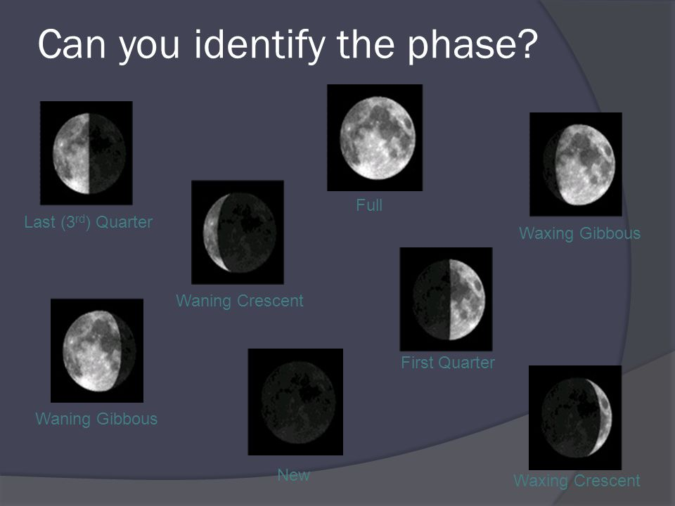 Can you identify the phase