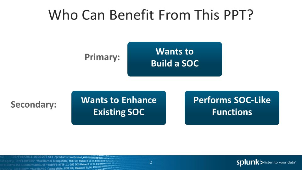 Who Can Benefit From This PPT