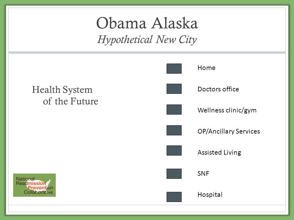 Obama Alaska Hypothetical New City