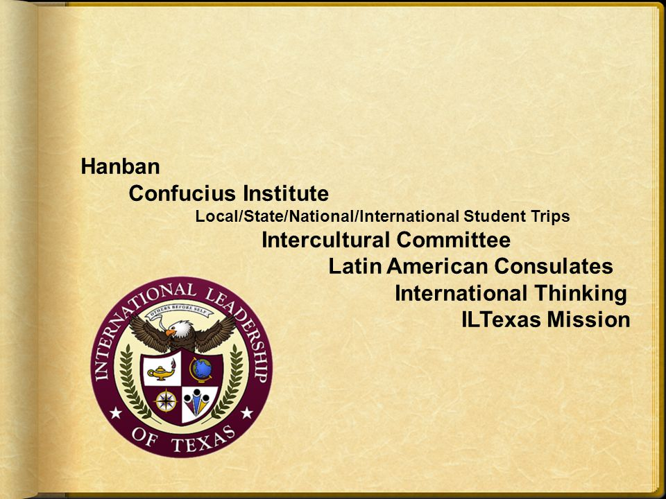 Intercultural Committee Latin American Consulates