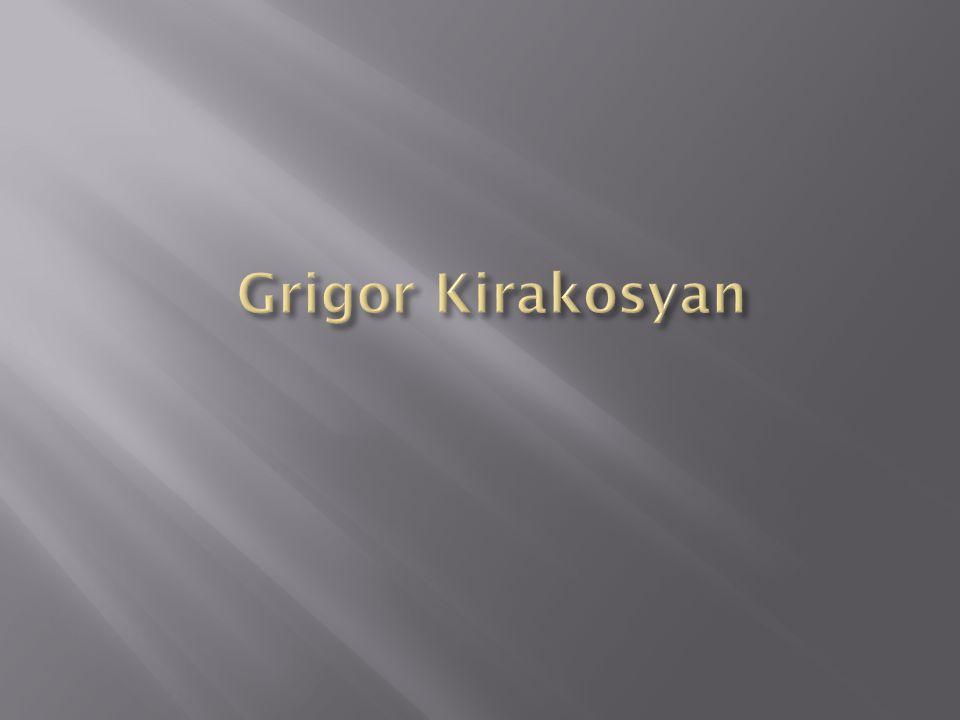 Grigor Kirakosyan