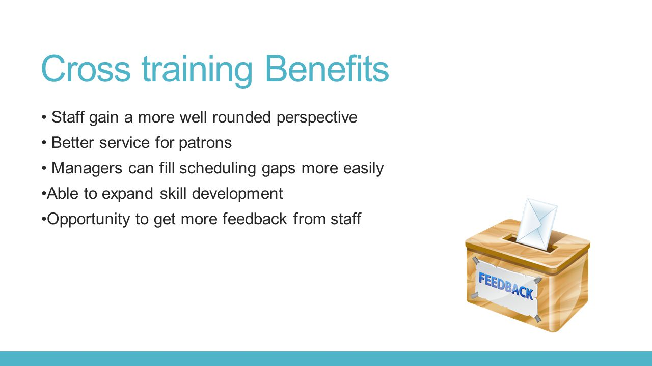 Cross training Benefits