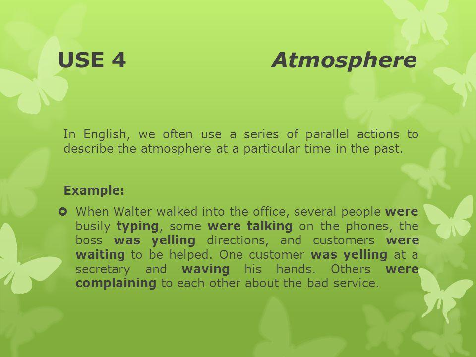 USE 4 Atmosphere