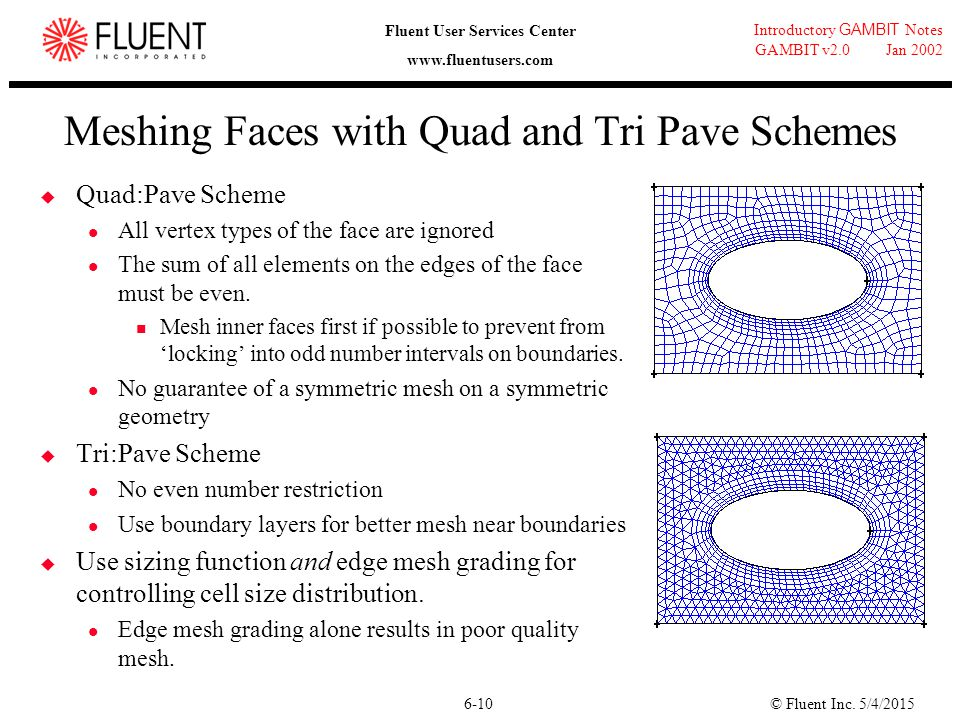 Meshing Faces with Quad and Tri Pave Schemes