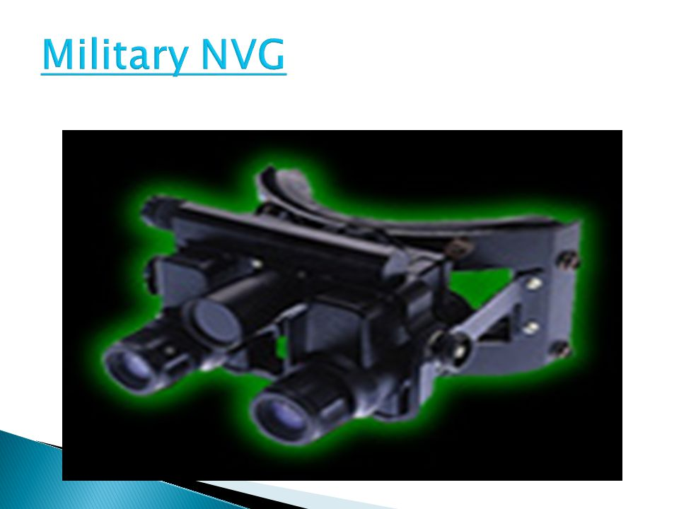 Military NVG