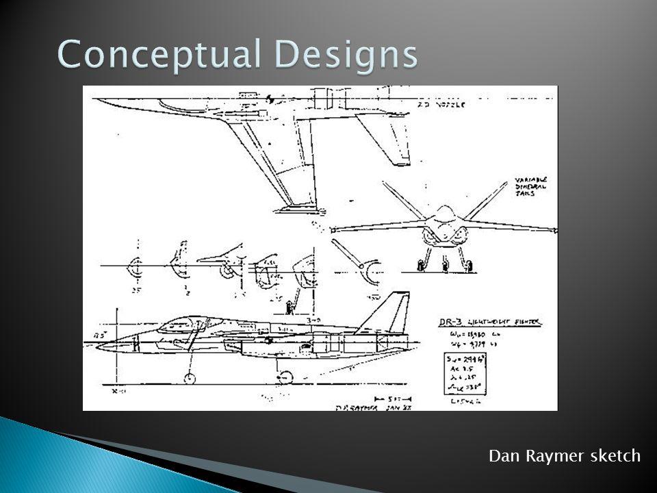 Conceptual Designs Dan Raymer sketch