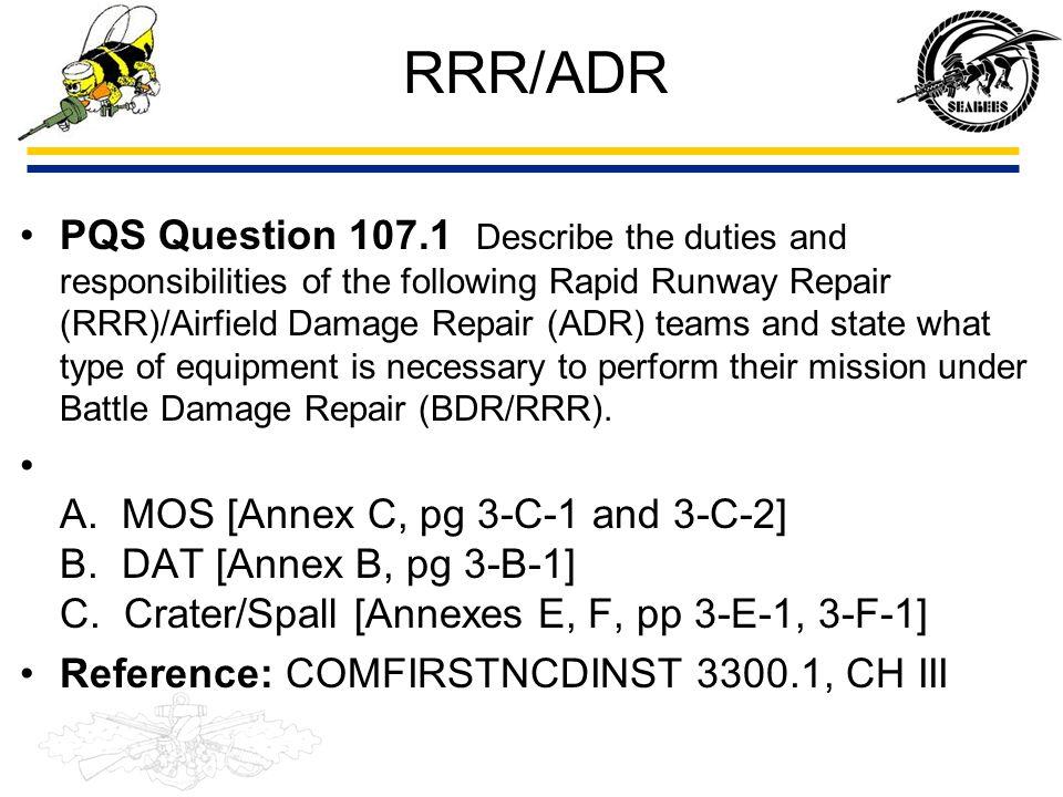 RRR/ADR