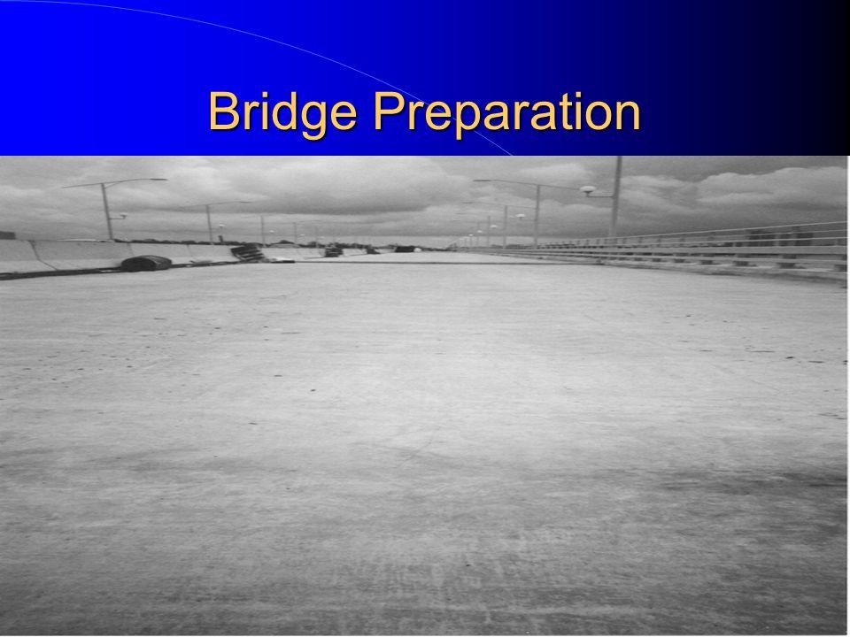 Bridge Preparation