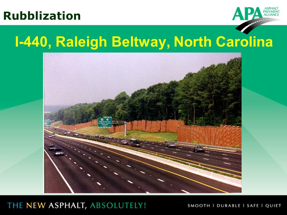 I-440, Raleigh Beltway, North Carolina