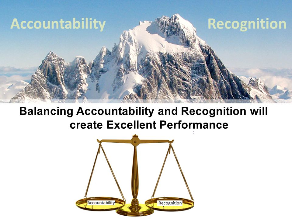 Accountability Recognition