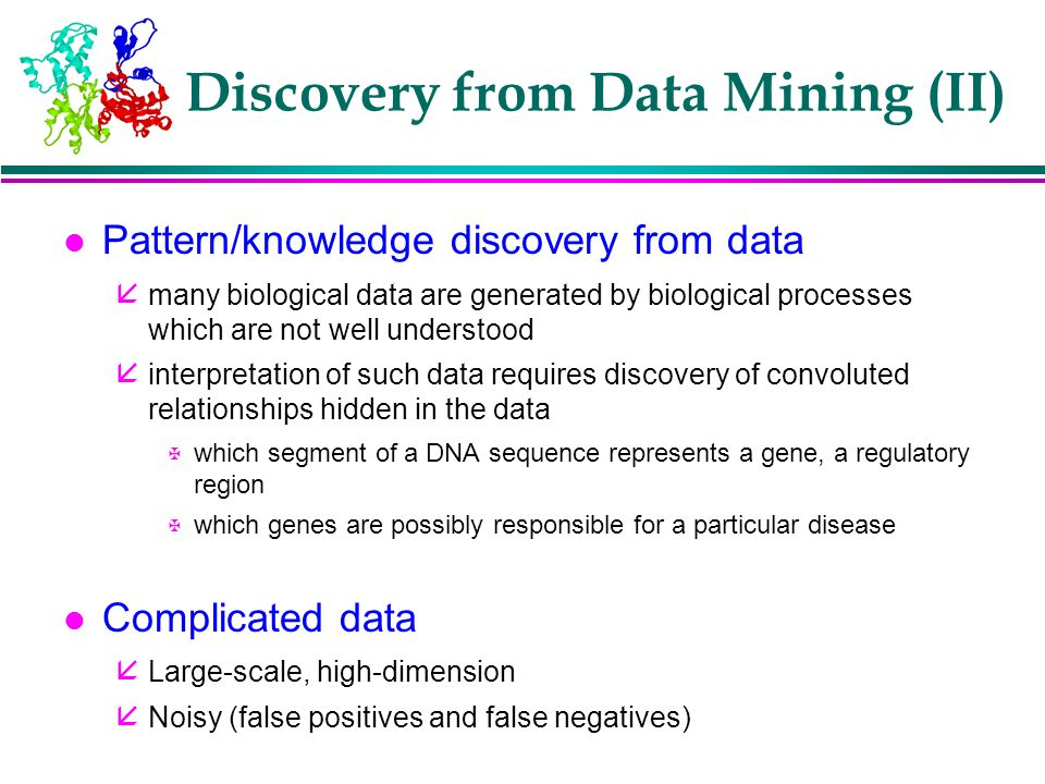 Discovery from Data Mining (II)