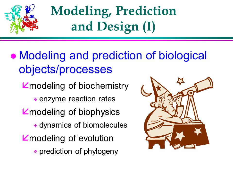 Modeling, Prediction and Design (I)