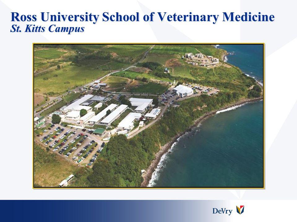 Ross University School of Veterinary Medicine St. Kitts Campus