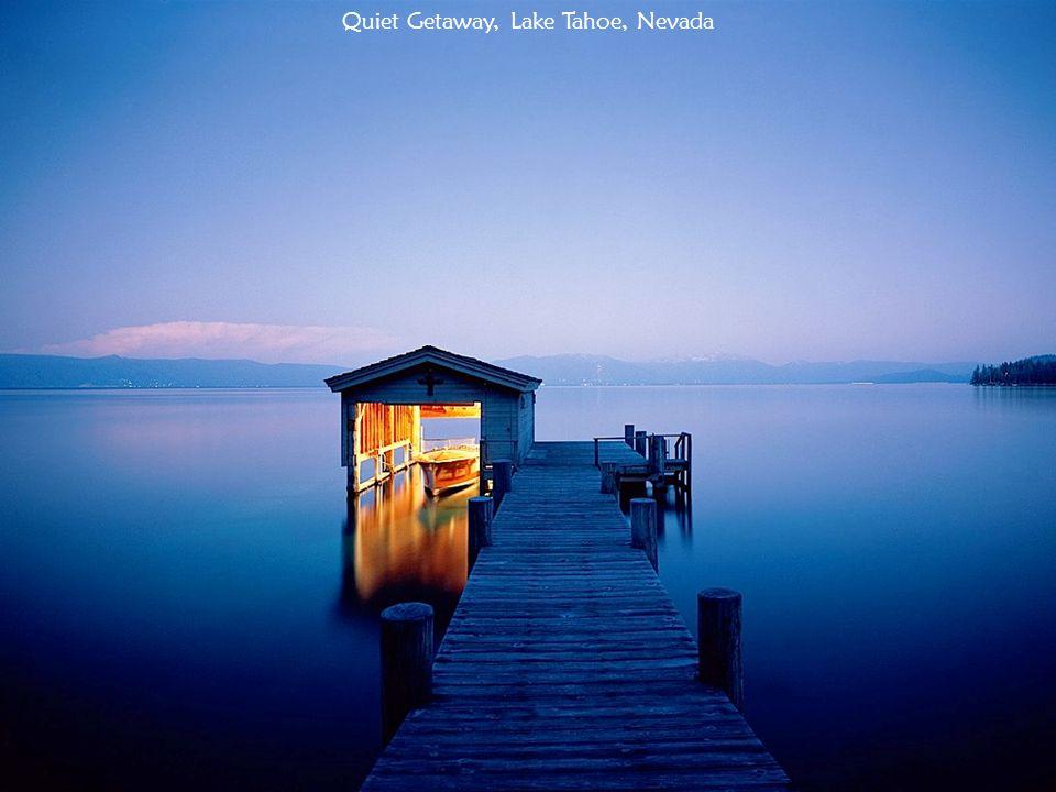 Quiet Getaway, Lake Tahoe, Nevada