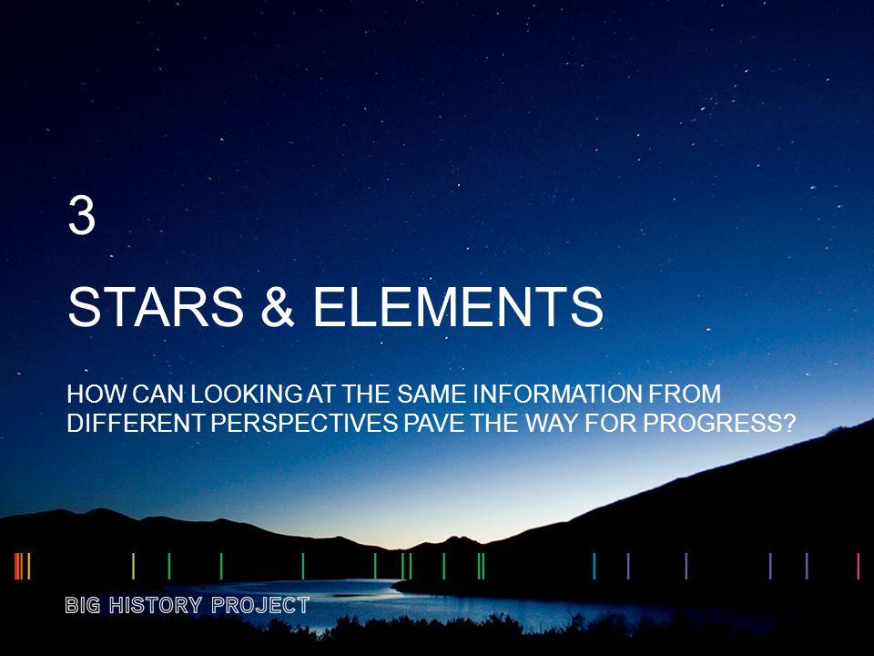 3 STARS & ELEMENTS.