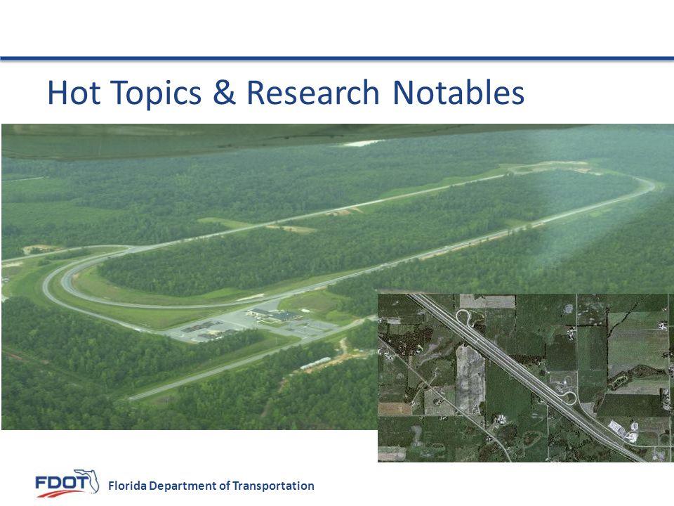 Hot Topics & Research Notables