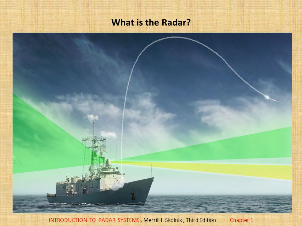 What is the Radar